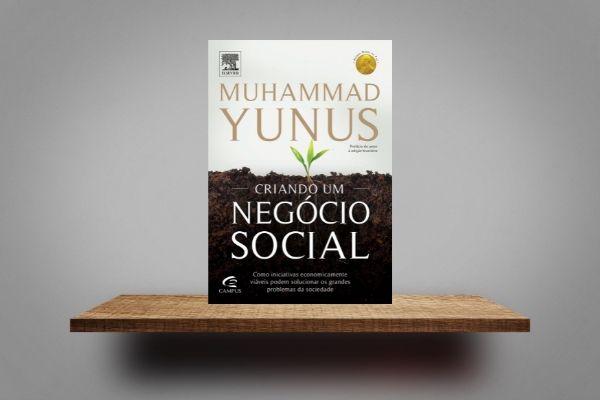 capa do livro Criando um Negócio Social