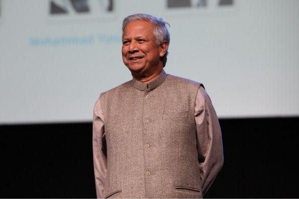 Muhammad Yunus, criador do negócio social